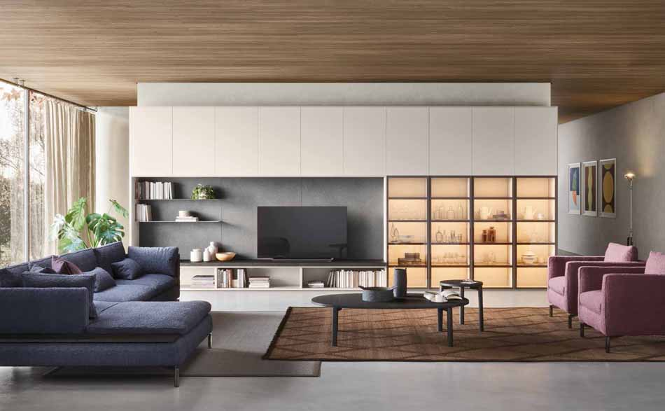 Novamobili 16 Living Ideals – Bergamo Arredamenti