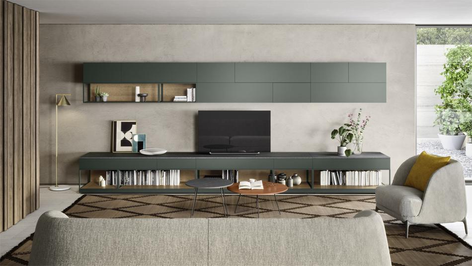 Novamobili 18 Living Ideals – Bergamo Arredamenti