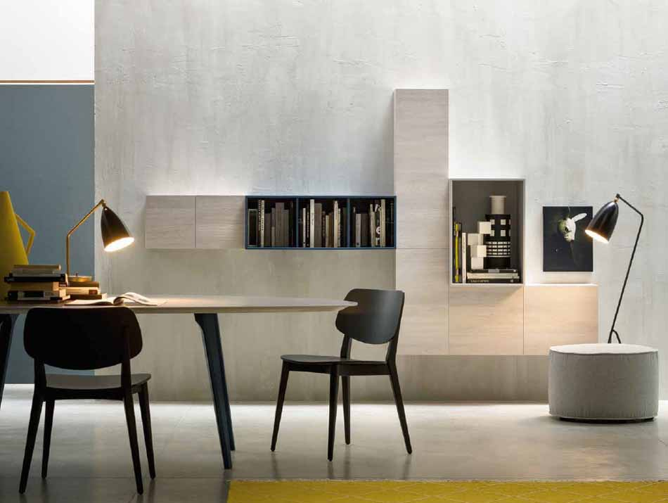 Novamobili 21 Living Pareti Attrezzate – Bergamo Arredamenti