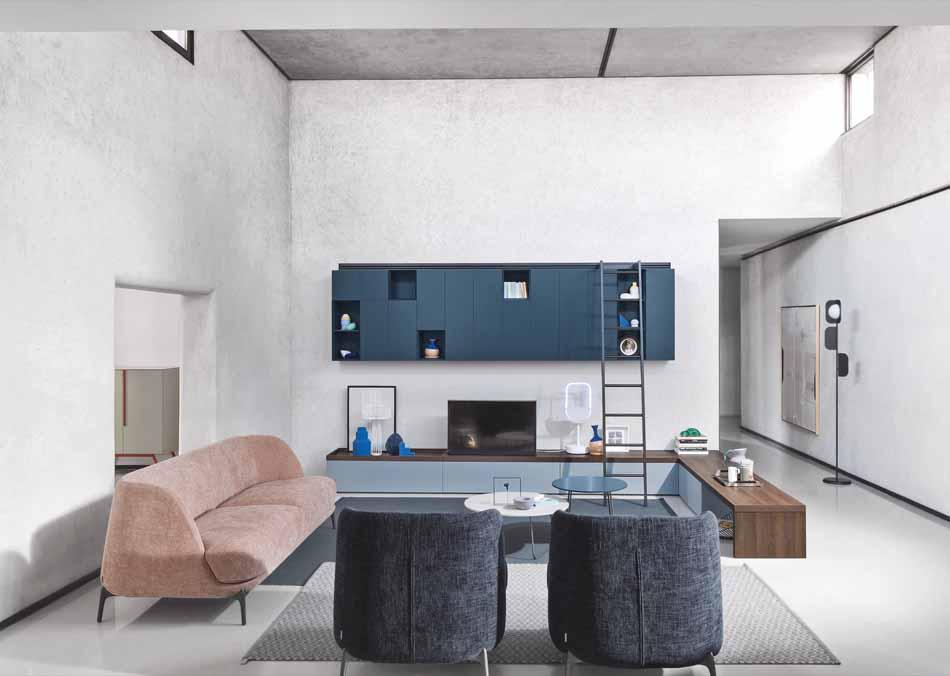 Novamobili 23 Living Ideals – Bergamo Arredamenti