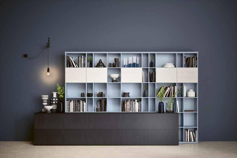 Novamobili 25 Living Ideals – Bergamo Arredamenti