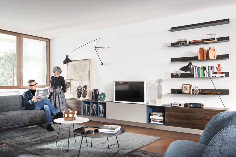 Novamobili 26 Living Ideals – Bergamo Arredamenti