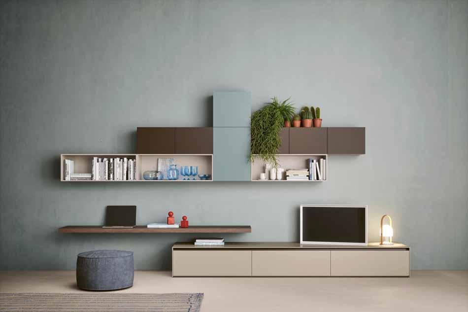 Novamobili 27 Living Ideals – Bergamo Arredamenti