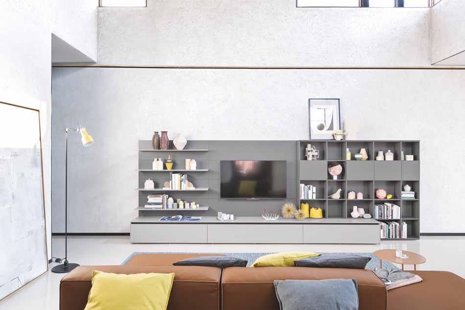 Novamobili 28 Living Ideals – Bergamo Arredamenti
