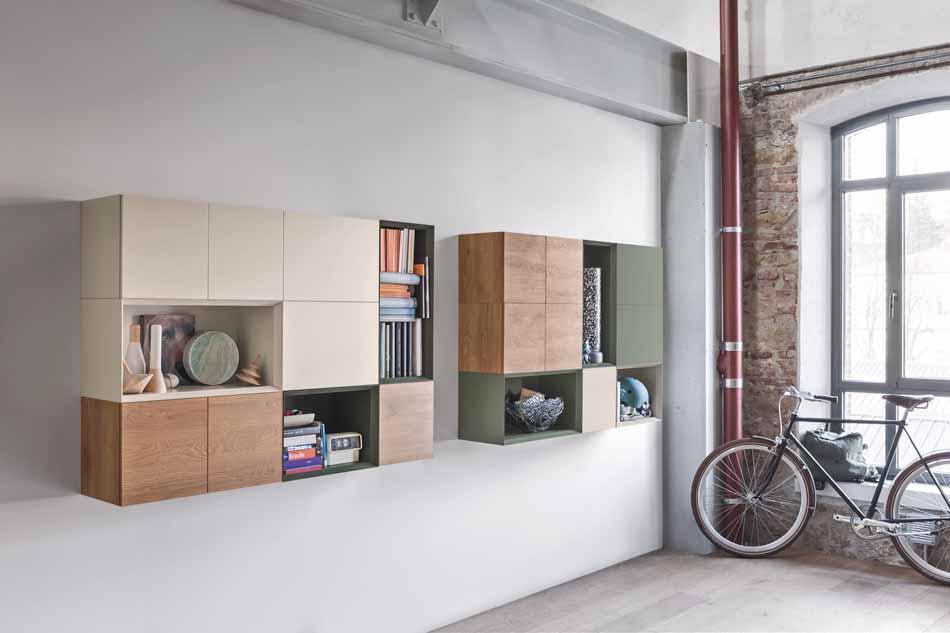 Novamobili 30 Living Ideals – Bergamo Arredamenti