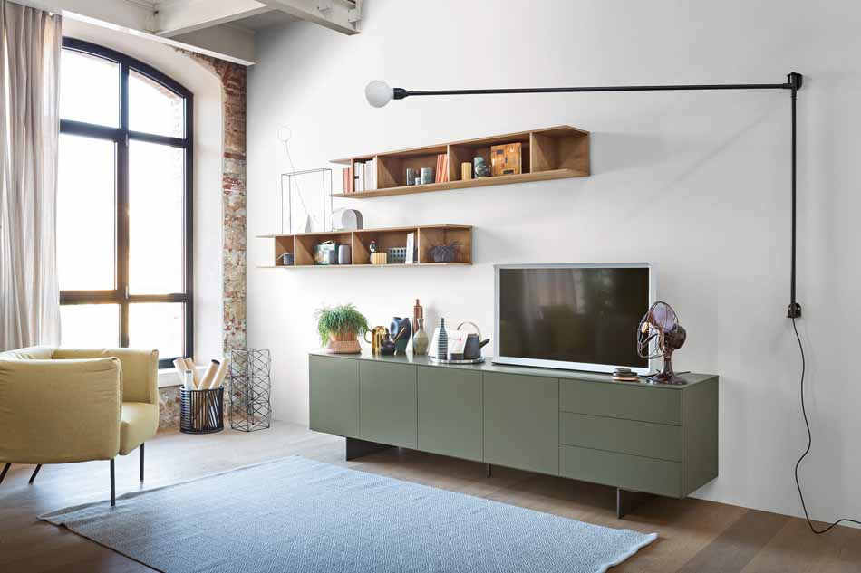 Novamobili 32 Living Ideals – Bergamo Arredamenti
