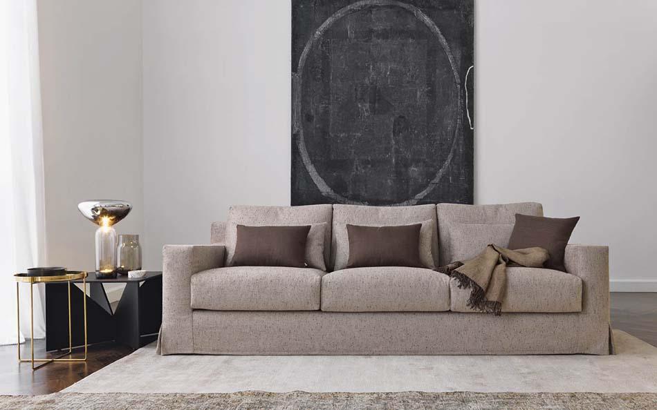 Salottii moderni Flou Borgonuovo 6 – Bergamo Arredamenti