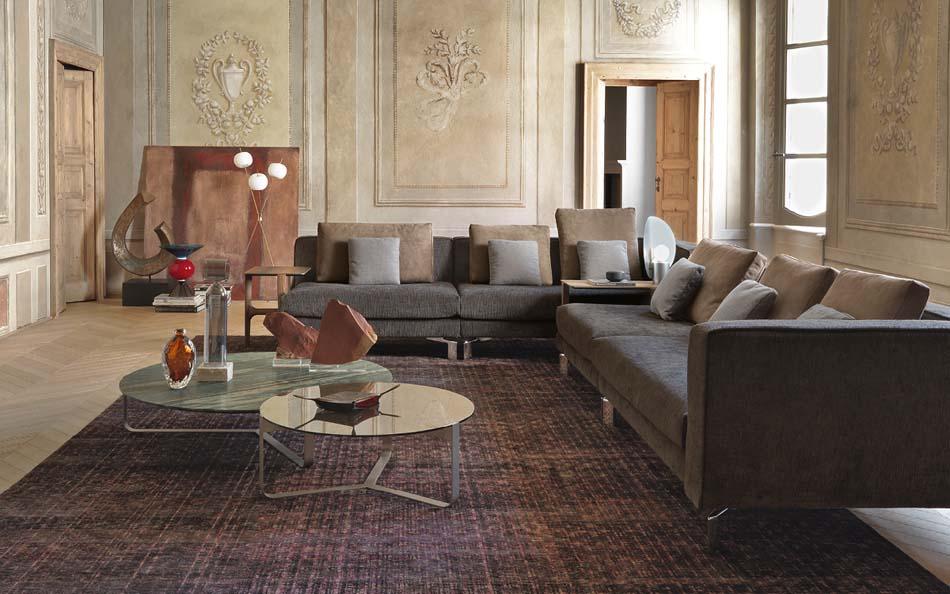 Salottii moderni Flou Tay 1 – Bergamo Arredamenti