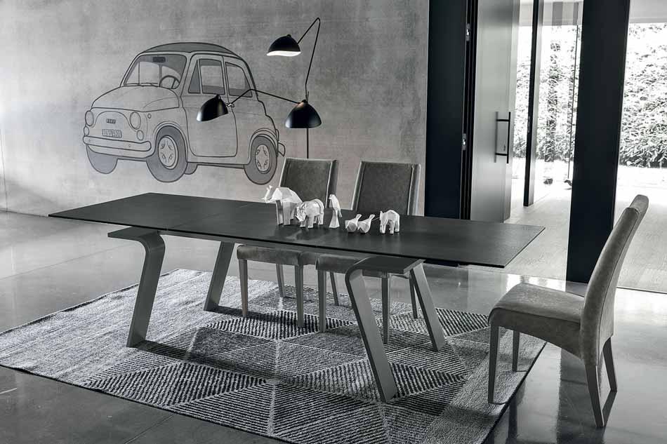 Target Poin 0 Tavoli Hercules -Bergamo Arredamenti