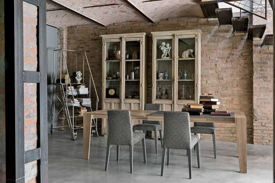 Target Poin 0 Tavoli Levante – Bergamo Arredamenti