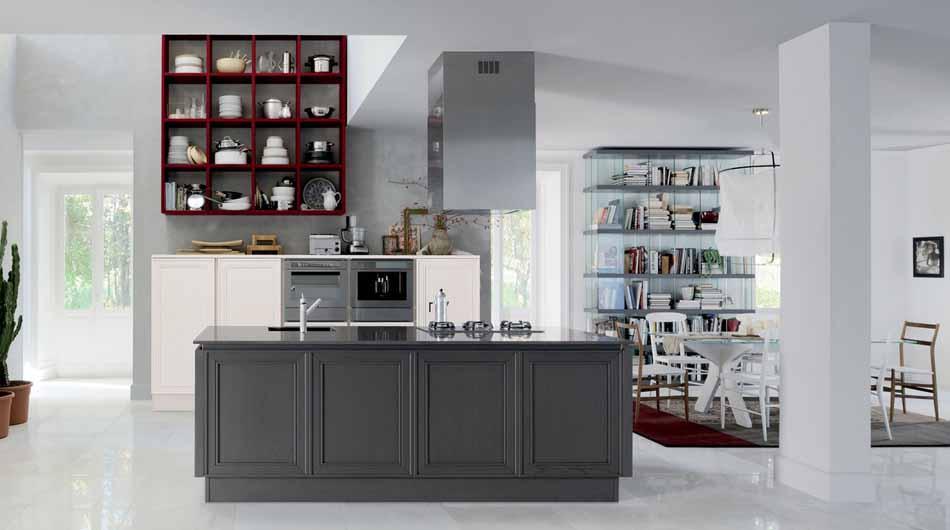 Veneta Cucine Elegant Componibili – Bergamo Arredamenti – 101