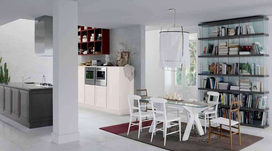 Veneta Cucine Elegant Componibili – Bergamo Arredamenti – 102
