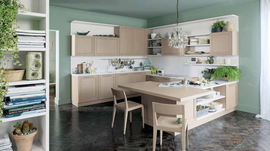 Veneta Cucine Elegant Componibili – Bergamo Arredamenti – 106