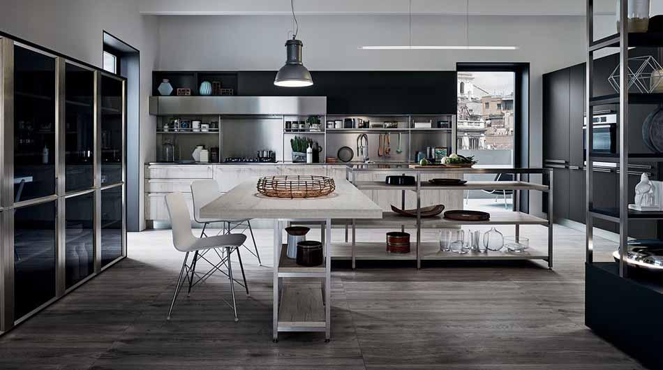Veneta Cucine Ethica Componibili – Bergamo Arredamenti – 108