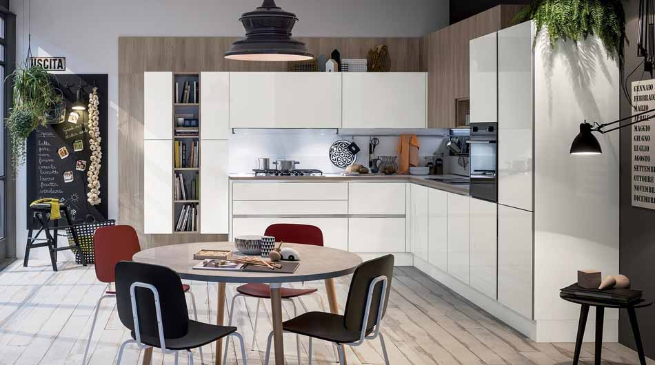 Veneta Cucine Like Componibili – Bergamo Arredamenti – 101