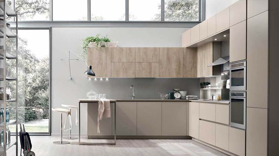 Veneta Cucine Lounge 18 – Bergamo Arredamenti