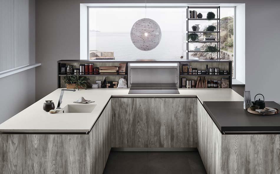 Veneta Cucine Lounge14 – Bergamo Arredamenti