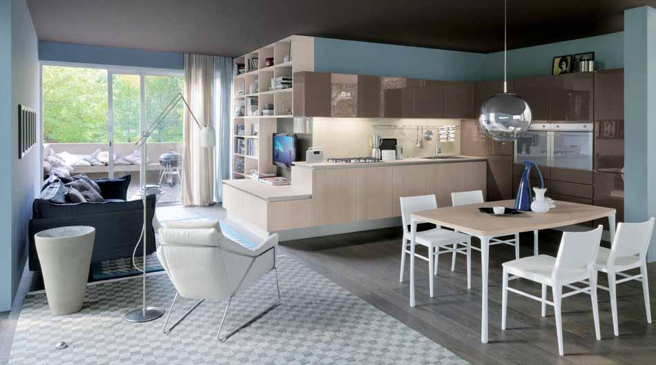Veneta Cucine Oyster Componibili – Bergamo Arredamenti – 107