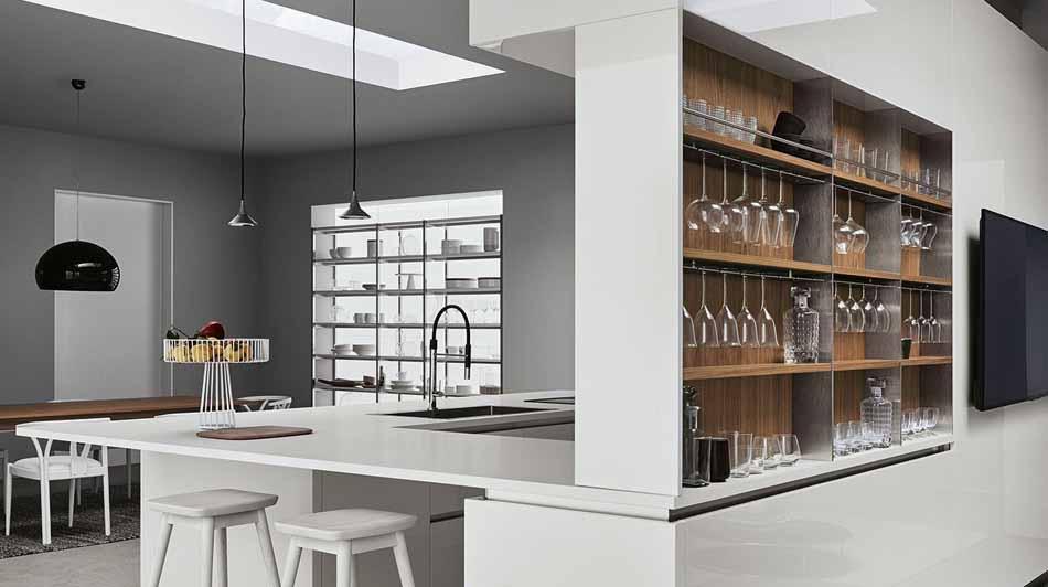 Veneta Cucine Oyster Componibili – Bergamo Arredamenti – 111