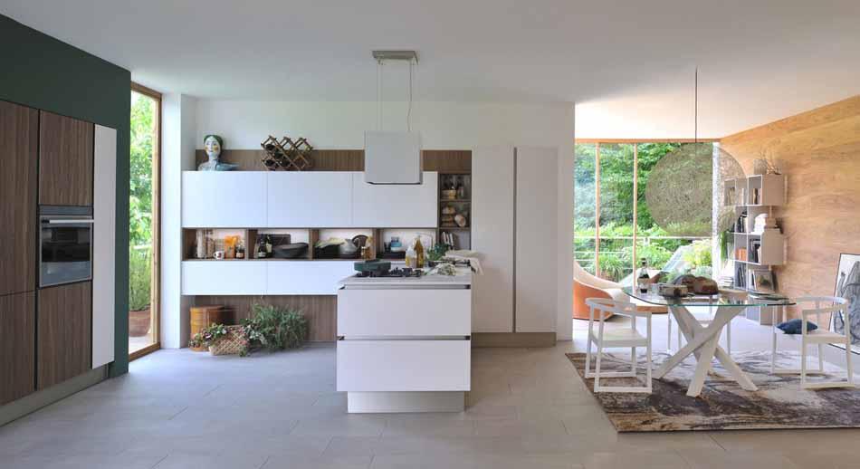 Veneta Cucine Oyster Pro Componibili – Bergamo Arredamenti – 101