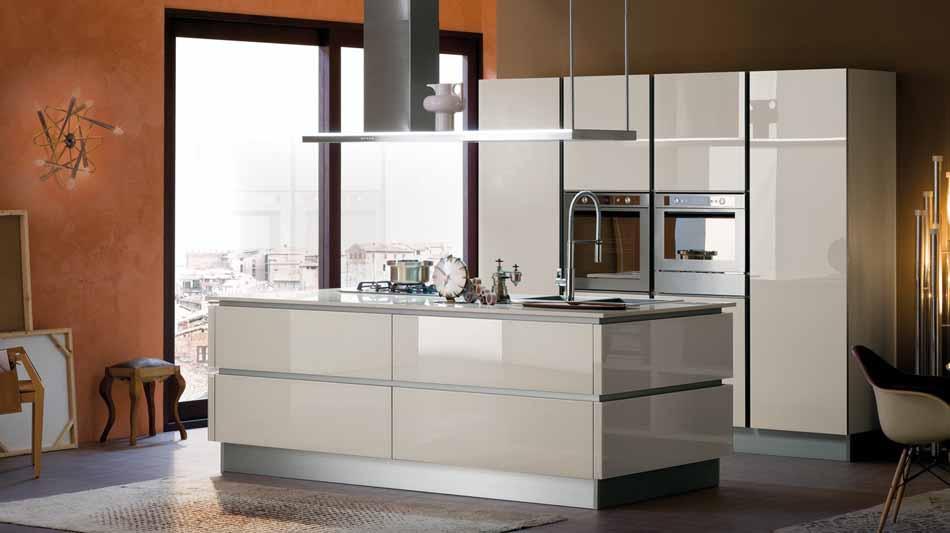 Veneta Cucine Riflex Vetro Componibili – Bergamo Arredamenti – 102