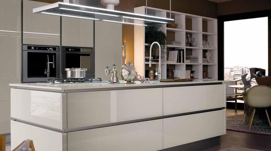 Veneta Cucine Riflex Vetro Componibili – Bergamo Arredamenti – 105