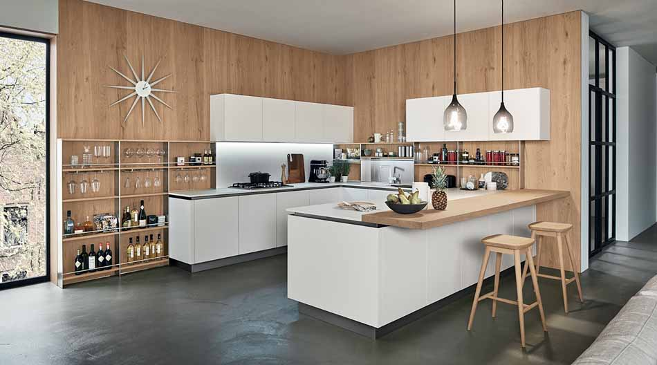 Veneta Cucine Riflex Vetro Componibili – Bergamo Arredamenti – 107