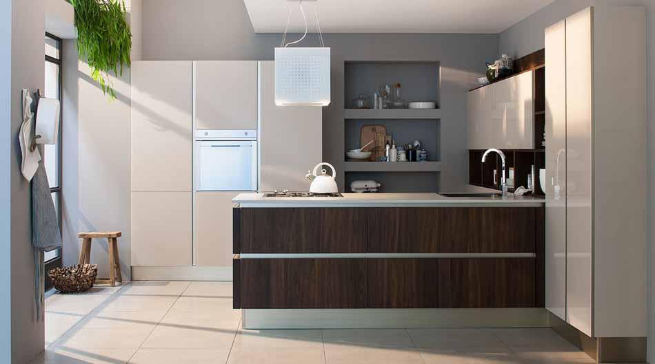 Veneta Cucine Riflex Vetro Componibili – Bergamo Arredamenti – 112