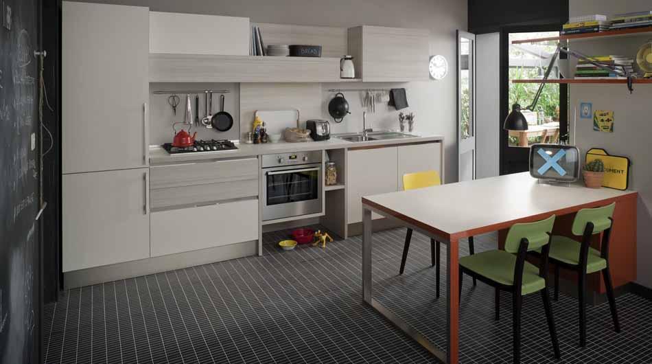 Veneta Cucine Start Time Componibili – Bergamo Arredamenti – 101