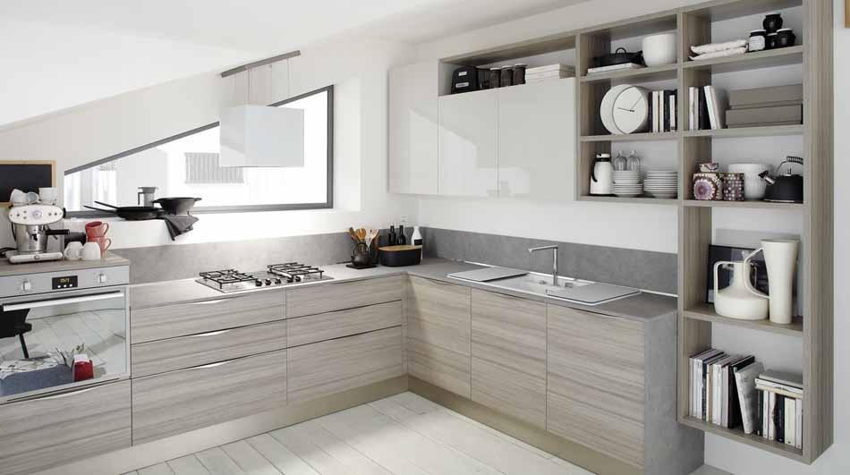 Veneta Cucine Start Time Componibili – Bergamo Arredamenti – 105