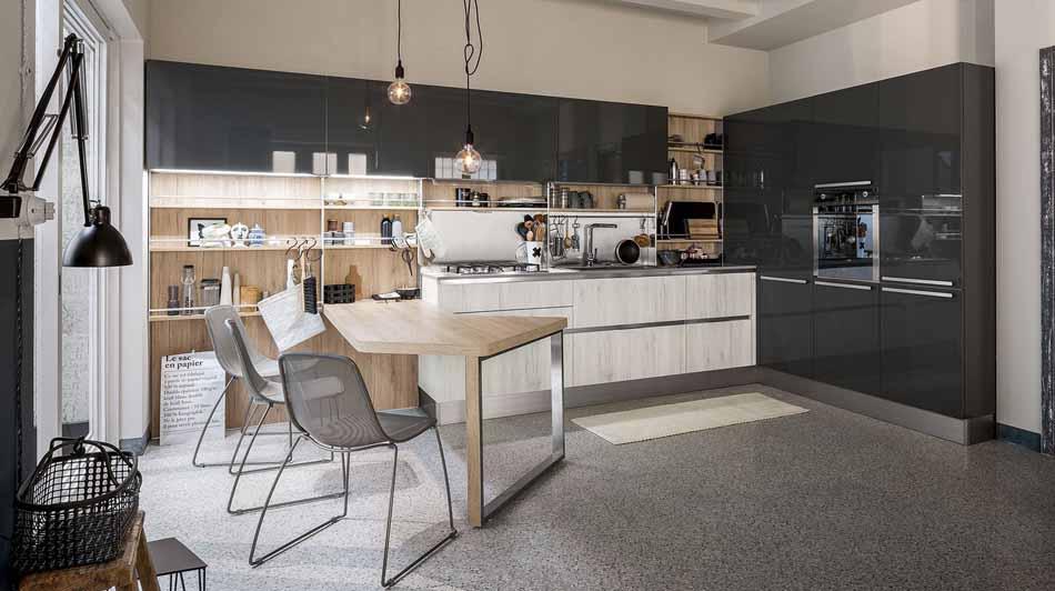 Veneta Cucine Start Time Componibili – Bergamo Arredamenti – 107