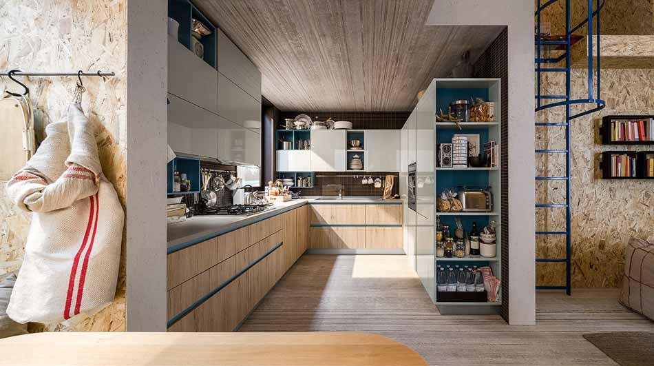 Veneta Cucine Start Time Componibili – Bergamo Arredamenti – 108