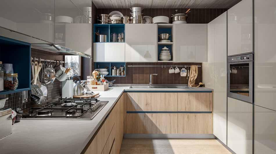 Veneta Cucine Start Time Componibili – Bergamo Arredamenti – 109