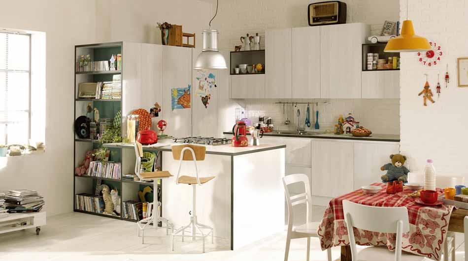 Veneta Cucine Start Time Componibili – Bergamo Arredamenti – 110