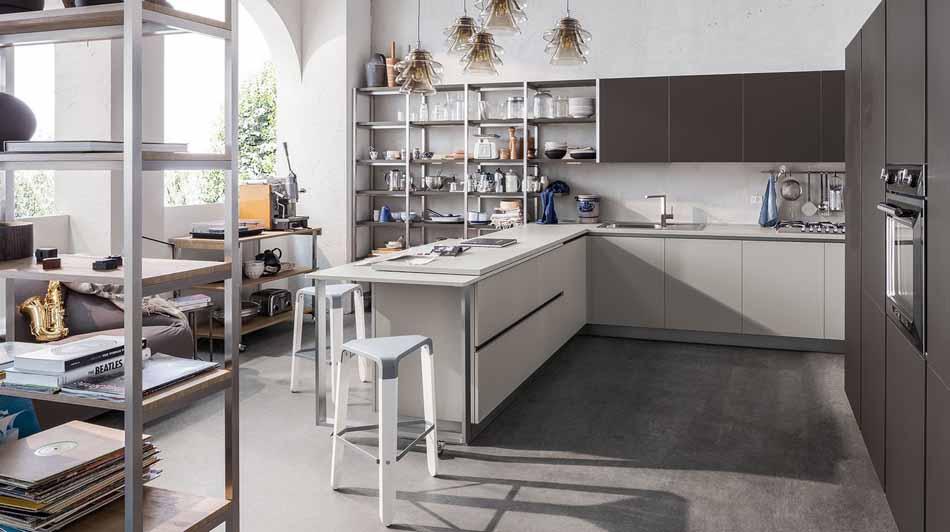 Veneta Cucine Start Time Componibili – Bergamo Arredamenti – 111