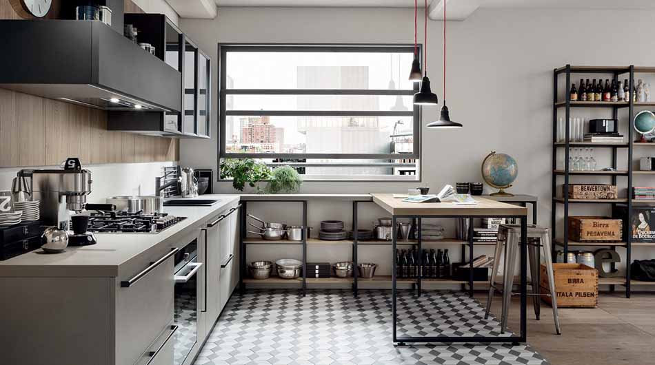 Veneta Cucine Start Time Componibili – Bergamo Arredamenti – 113