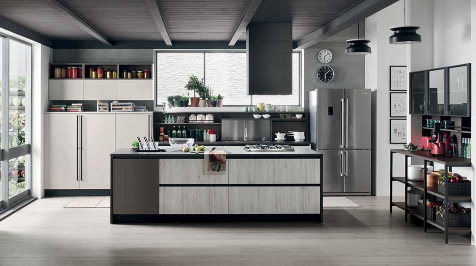 Veneta Cucine Start Time Componibili – Bergamo Arredamenti – 114