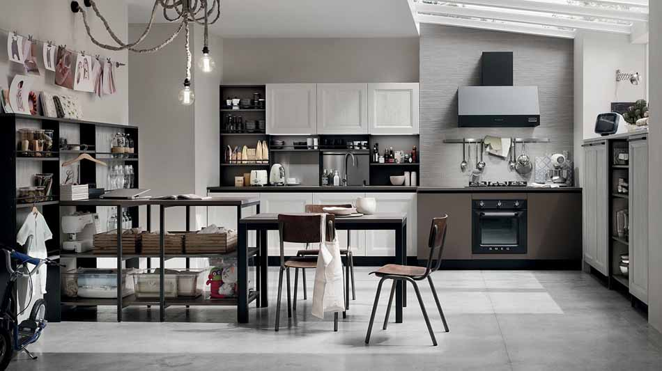 Veneta Cucine Tablet Componibili – Bergamo Arredamenti – 101