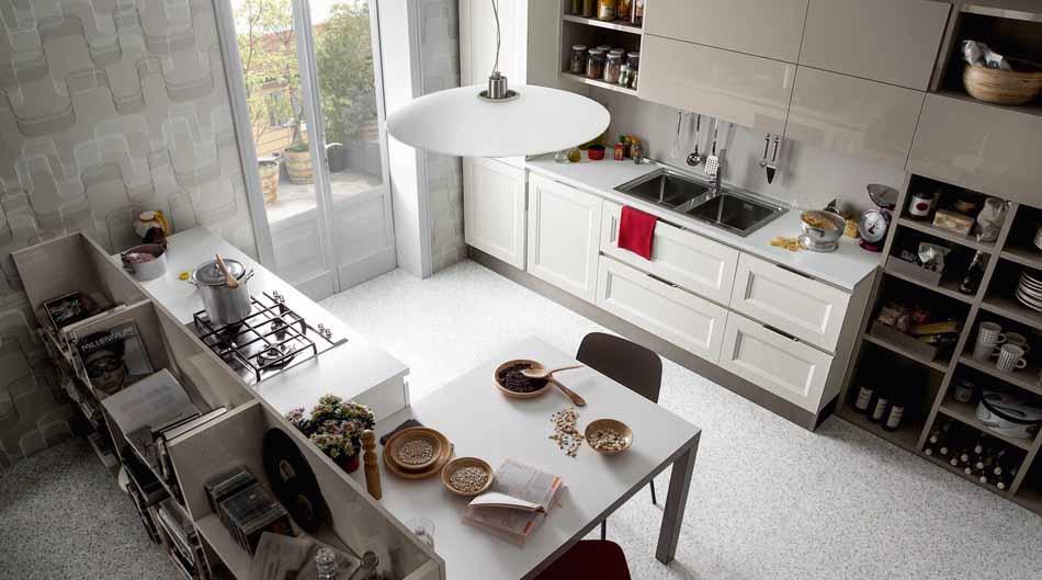 Veneta Cucine Tablet Componibili – Bergamo Arredamenti – 105