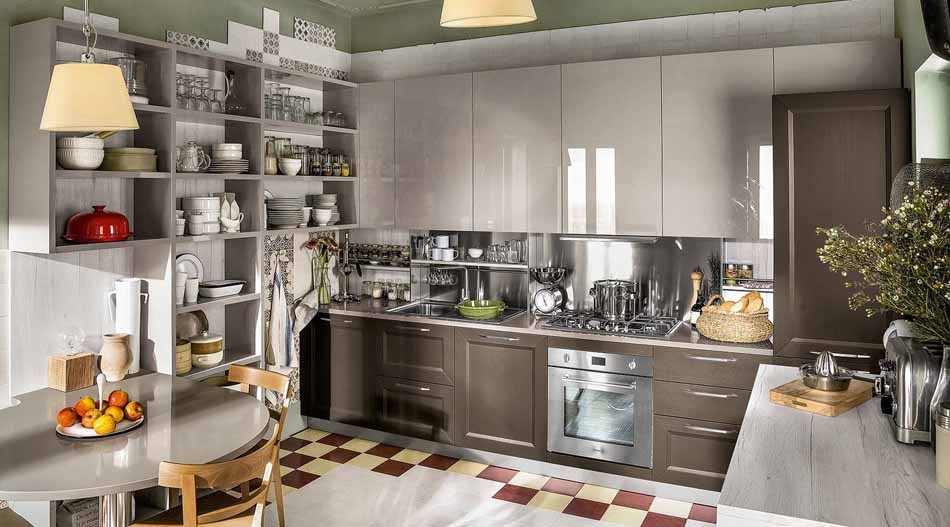 Veneta Cucine Tablet Componibili – Bergamo Arredamenti – 108