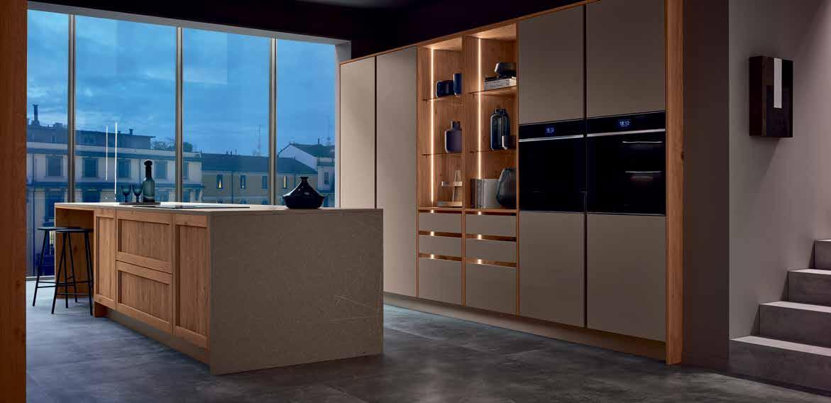 Veneta cucine 00 Milano – Bergamo Arredamenti