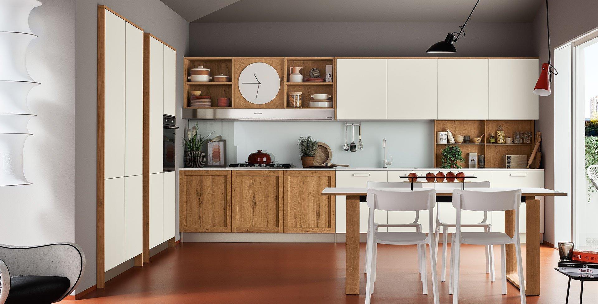 Veneta cucine 03 Milano – Bergamo Arredamenti