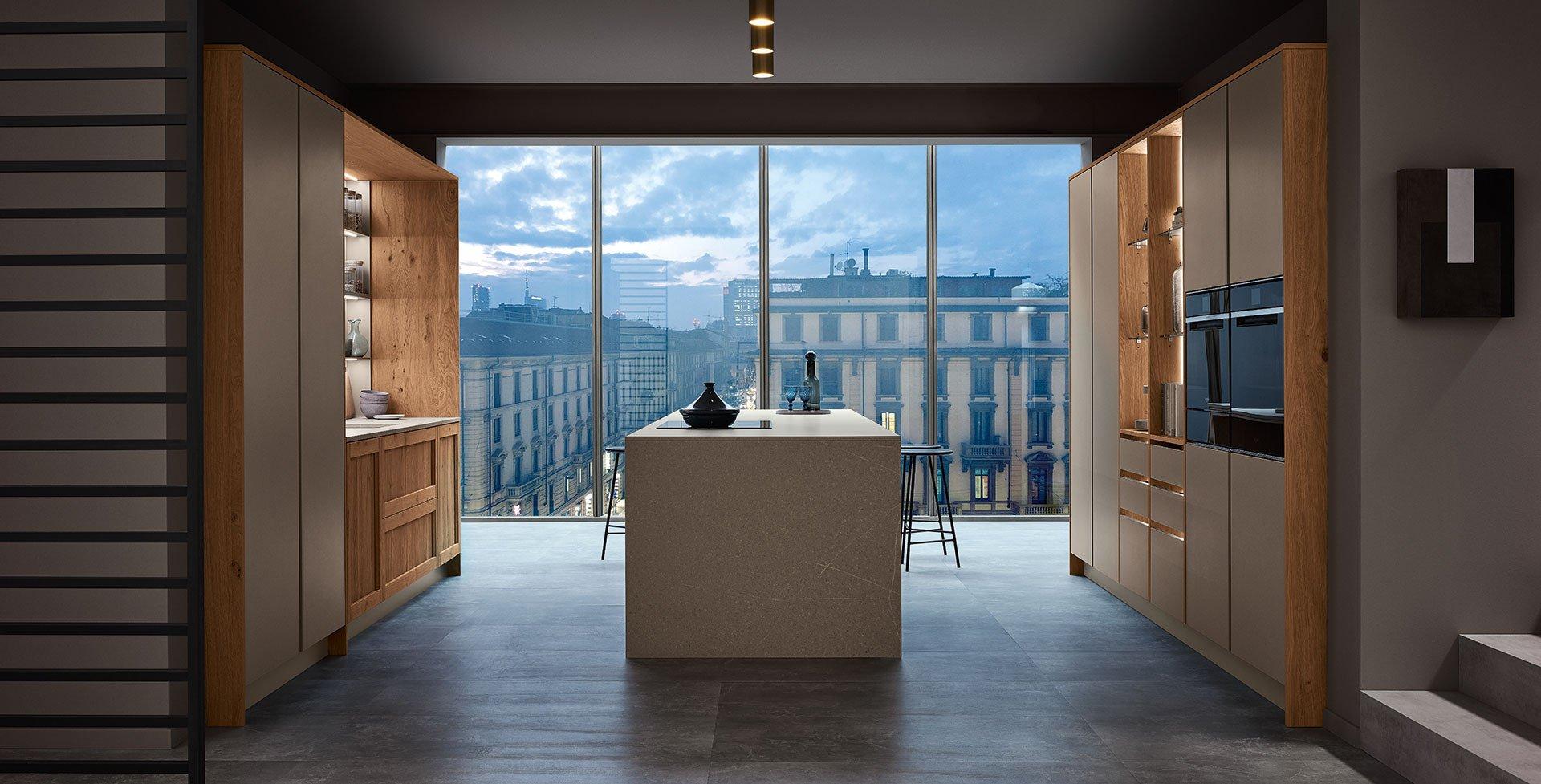 Veneta cucine 09 Milano – Bergamo Arredamenti