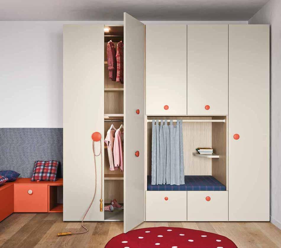 Battistella Camerette – 02 Kids Letti Castello – Bergamo Arredamenti
