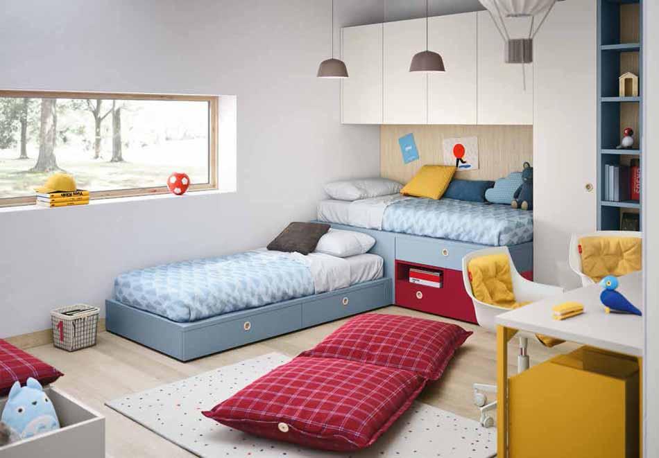 Battistella Camerette – 03 Kids Ponte – Bergamo Arredamenti