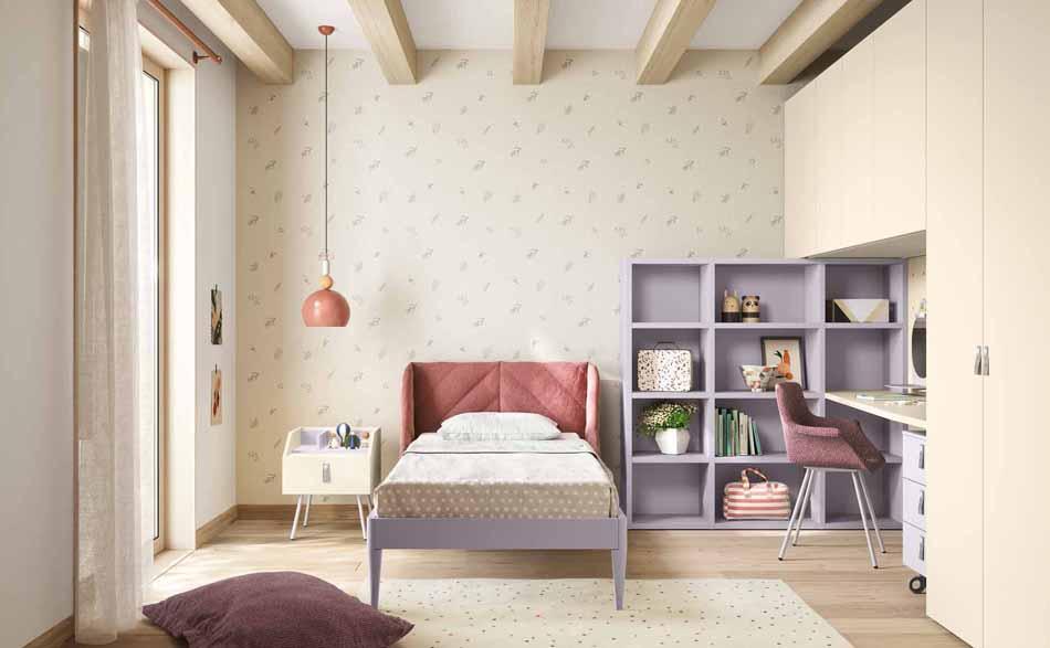 Battistella Camerette – 04 Kids Ponte – Bergamo Arredamenti