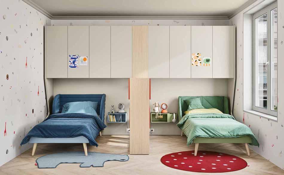 Battistella Camerette – 05 Kids Ponte – Bergamo Arredamenti
