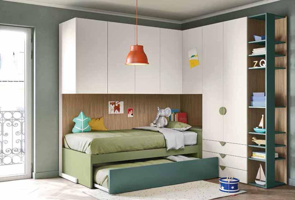 Battistella Camerette – 11 Kids Ponte – Bergamo Arredamenti
