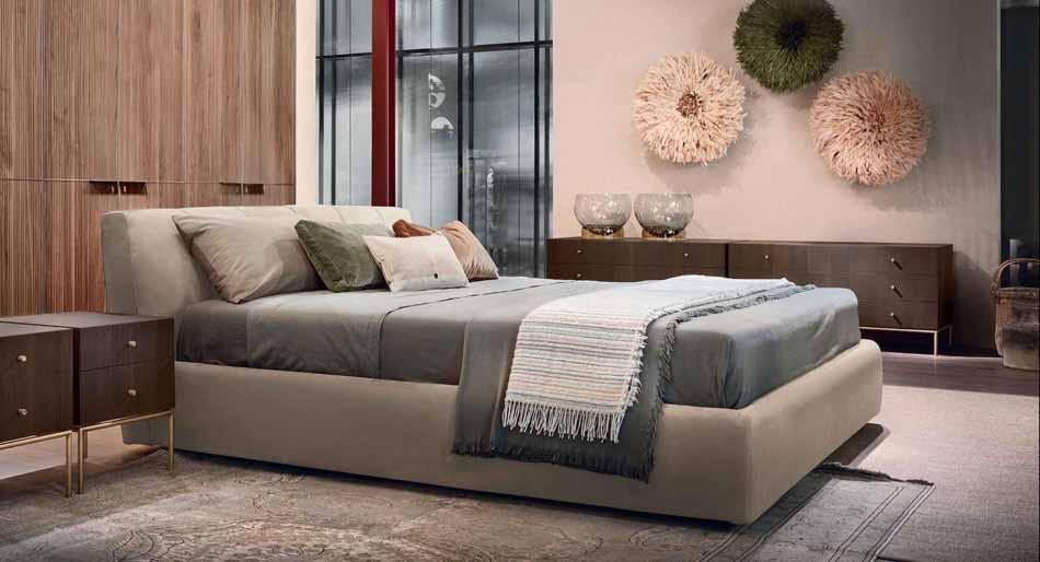 Lema 10 Letto WARP BED – Bergamo Arredamenti
