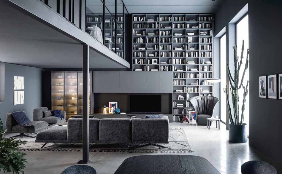 Novamobili 03 Living Collection – Bergamo Arredamenti